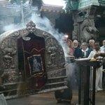 Evening Ceremony,Madurai.