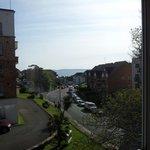 Sea view from Denewood Hotel.