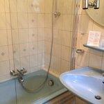 salle de bain année 70