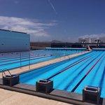 New 50mtr pools