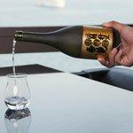 Sake pouring