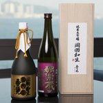 Kazuo Okada original brand of sake