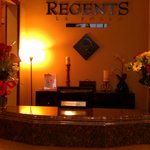 Concierge desk at Regents La Jolla