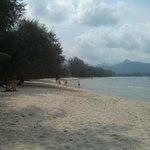 Ближайший пляж Chai-Chet