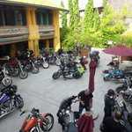 Great stay at the Yeng Keng Hotel, fantastic staff. Biker friendly