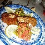 Entrée Restaurant Marocain