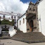 Santa Cruz - Iglesia del Salvador
