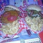 Cruncyburger & cicciospicy!