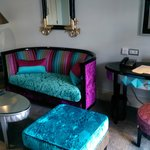 Swank Suite - stylish seating area