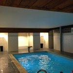piscine en sous sol