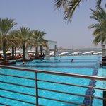 Pool view to Atlantis