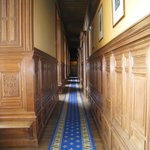Couloir des suites au 1er étage