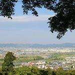 山頂からの眺め(展望台)