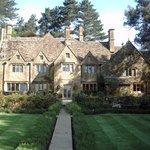 Beautiful Charingworth Manor