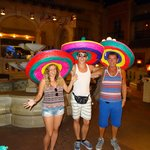 Us in Mexico!