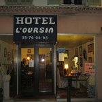hotel  l oursin