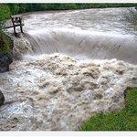 la piena del fiume Lech