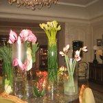 toujours de beaux bouquets