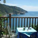 View from La Palisada Terrace