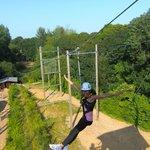 145 metre Zip Wire