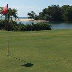 Golf course hole #11