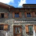 Das Berghotel Schwarenbach