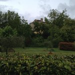 scorcio fotografato dal giardino