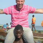 banjul to barra in Long Boat