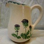 thistle jug