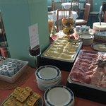 buffet salumi