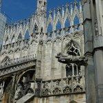 вид с террасы на Duomo