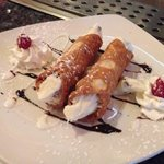 Cannoli was awesome!
