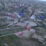 tour in mongolfiera