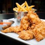 Cluckin' Fresh Chicken Fingers