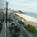 Toller Blick auf die Copacabana (12. Stock)