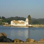 монастырь Богородицы Влахерна