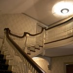 Stately staircase