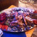 Mix Fish Grill a la Plancha