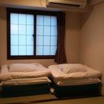 camera doppia con bagno capsule ryokan!