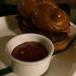 Perfect hamburger