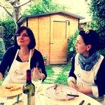 Stefania and Ana
