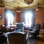 Lounge/breakfast room on 2nd floor