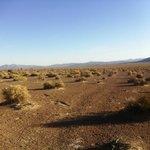 Deserto di fronte