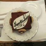 Geburtstagsgruß des Hotels