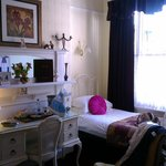 The Garden Room (our bedroom)