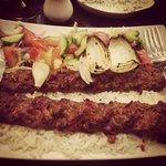 Adana kofte kebab