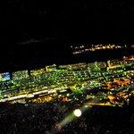 View of Puerto Rico @ night