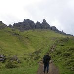 walk to old man of storr