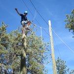 The Power Pole/Leap of Faith