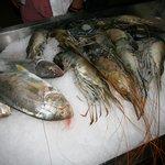 Свежая рыба на ужин